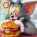 Encontrar Diferenças Tom e Jerry