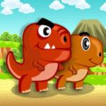 Dino Meat 2 Jogadores