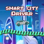 Dirigir um carro na Cidade do Futuro