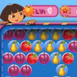 Dora Bolinhas de Frutas