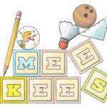 Empilhar Objetos em equilíbrio: Mees Kees