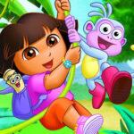Encontre Diferenças com Dora