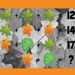 Enigmas Matemáticos de Outono