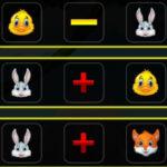 Equações simbólicas com animais