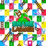 Escadas e Serpentes até 4 Jogadores