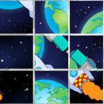 Desenho do espaço em movimento