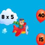 Flappy Matemática: MULTIPLICAÇAO