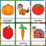 Flash Cards em Inglês: A Fazenda