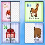 FlashCards em Inglês para crianças