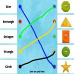 Formas Geométricas em Inglês