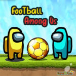 Futebol Divertido Among Us 2 Jogadores