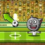 Futebol com Cabeças de Animais de Estimação
