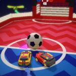 Futebol com Carros 3D