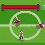 O futebolista rápido