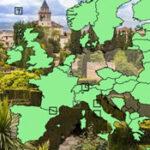 Geografia dos Países Europeus