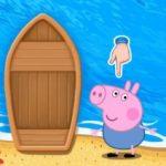 Aventura do Mar George Pig
