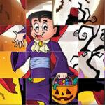 Girapuzzle Halloween