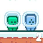 Green and Blue 2 Jogadores