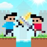 Guerra dos Pixels de 2 Jogadores