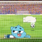 Futebol com Gumball