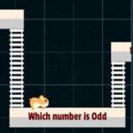 Números ímpares e pares com o Hamster