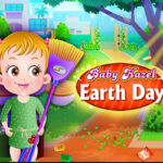Hazel celebra o Dia da Terra