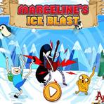 Adventure Time Ice Blast
