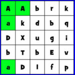 Identificar Letras do Alfabeto