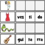 Jogo de Sílabas en Espanhol