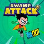 Swamp Attack Jovens Titãs