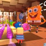 Kogama SpongeBob Parkour