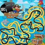Labirinto de Piratas