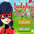 Corações Ocultos de Ladybug