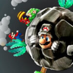 Mario Earth Survival