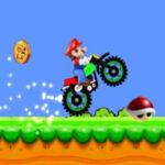 Wheelie com Mario