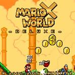 Mario X World