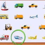 Encontre o Meio de Transporte Único