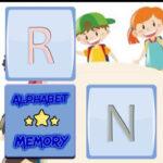 Memória do Alfabeto Inglês