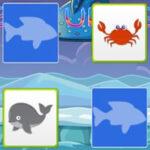 Memória de Animais Marinhos em inglês