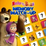 Memória com Masha e o Urso