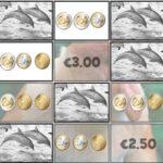 Memória com Moedas Euro