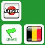 Memória com Pares: Bandeiras do Mundo