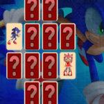 Memória com Sonic