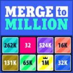 Merge to Million: Potências de 2