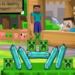 Minecraft em Equilíbrio