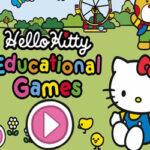 Mini Jogos Hello Kitty