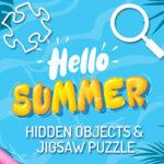 Mini Jogos Hello Summer