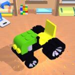 Montagem de Brinquedos Lego Virtual
