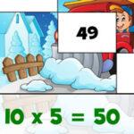 Multiplicação no inverno