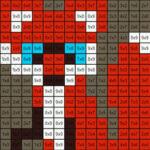 Mosaicos de Multiplicação para Colorir